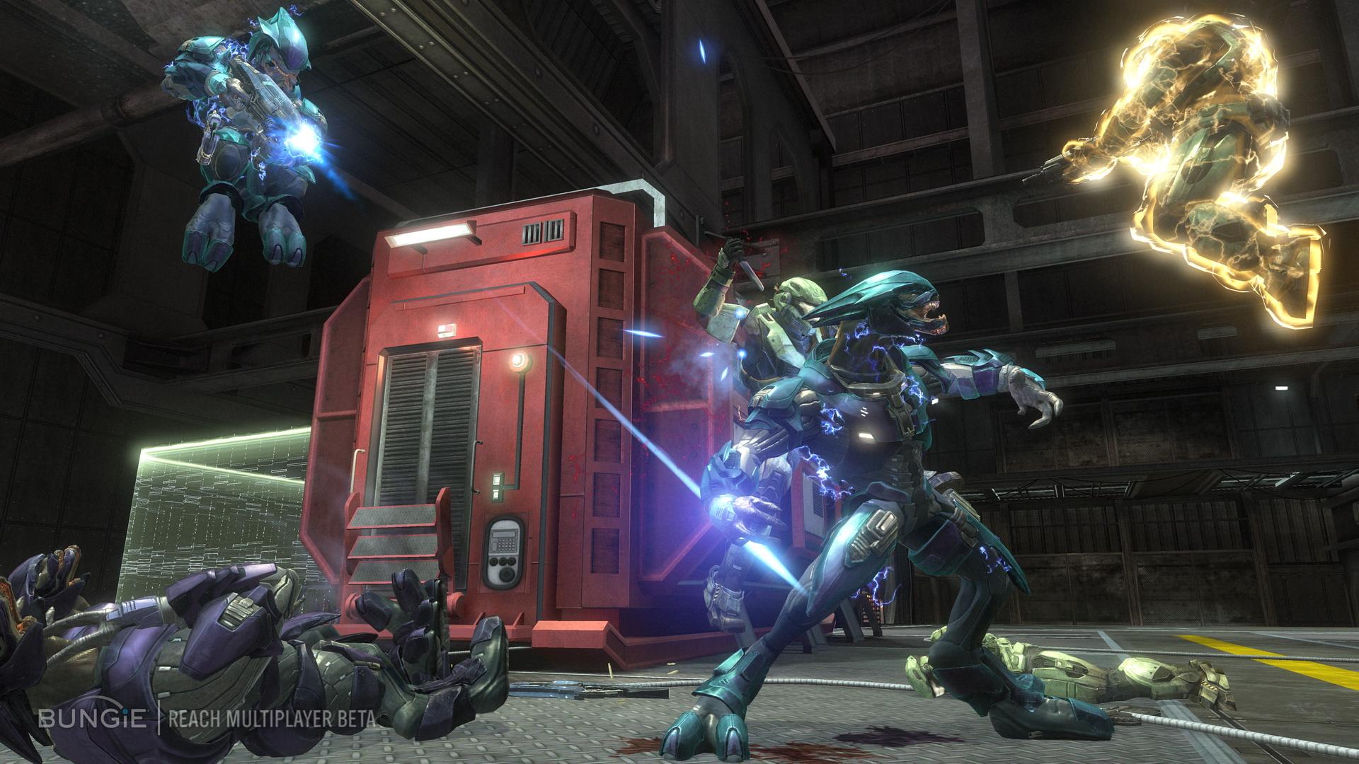 Halo 3 - Neloša pucačina, no nakon što sam igrao napredni Reach, malo.