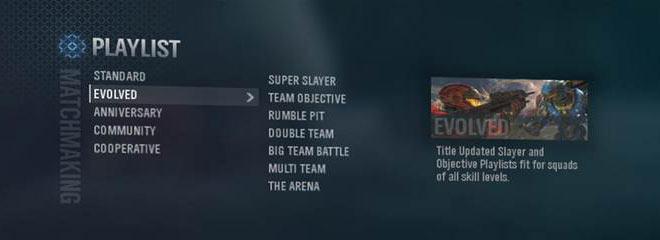 matchmaking uppdatering Halo
