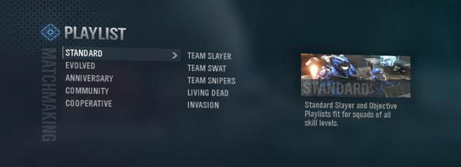 Halo reach matchmaking team swat