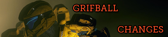 Grifball-Changes