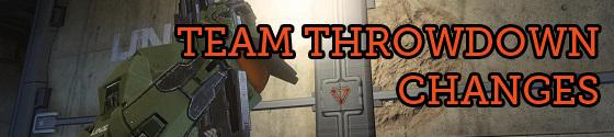 Team-Throwdown-Changes